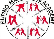 تدريب فنون قتال خاص (الجبيل) Kick Boxing