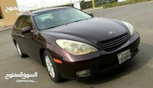 Gasoline Fuel/Power   Lexus ES 2004