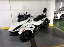 can am spyder RS 2011 semi automatic