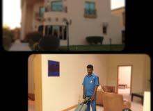 خدمات تنظيف للمنازل والشركات