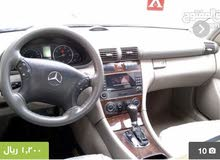 Available for sale!  km mileage Mercedes Benz C 200 2006