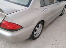 Gold Mitsubishi Lancer 2008 for sale