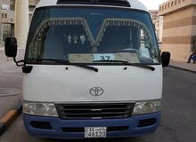 Rent a 2012 Toyota Coaster with best price