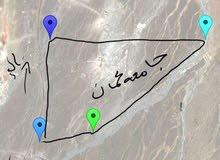 نوفر لكم الاراضي والعقارات بولاية وادي المعاول النهضة - الواسط قرب مخطط جامعة عمان