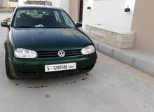 Volkswagen Golf made in 2002 for sale