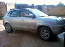 Silver Hyundai Tucson 2007 for sale