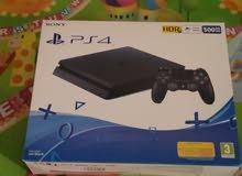 Playstation 4 slim 500/ 43شاشه full HD