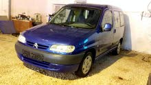 Manual Blue Citroen 2001 for sale