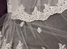 فستان زفاف فخم جدا
