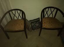 2 كرسي ركنه