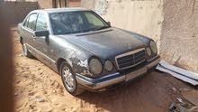 1997 Used E 200 with Manual transmission is available for sale