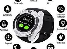 مو بس التوصيل داخل عمان مجاني (20)دينار فقط  الساعة الأنيقهsmartwatch الذكية