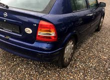 Opel Astra 2003 For sale - Blue color