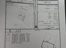 ارض سكني في بركاء الهرم مساحتها600