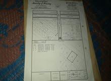 ارض للبيع في ولاية نخل الحي الأبيض مخطط الغافات رقم القطعه 35