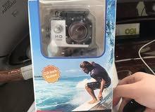 للبيع كاميرا رياضية