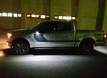 Used condition Ford F-150 2017 with 50,000 - 59,999 km mileage