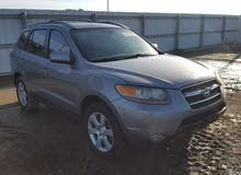 2008 Used Santa Fe with Automatic transmission is available for sale