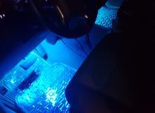 ليتات لداخلية السيارة LED على سنسر الصوت