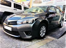 Toyota Corolla XLI 2015 Model For Sale (Call 38223279)