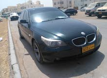 BMW 525 2004 For sale - Green color