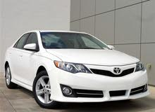 Rent a 2014 Toyota Camry with best price