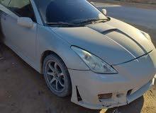 1 - 9,999 km mileage Toyota Celica for sale