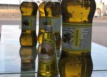 زيت الزيتون من مزارع الاردن