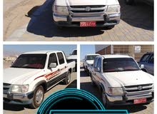 2004 Used Hilux with Manual transmission is available for sale