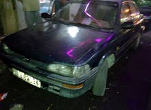 Used condition Toyota Corolla 1990 with +200,000 km mileage