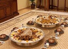 طباخ متنقل ابومسعودللحفلات والمناسبات ذوخبره وكفاء
