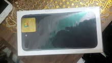 ايفون 7 بلاس ذاكره 128 اسود طافي شركه ماستر  السعر 575 بي مجال بسيط مكاني بغداد