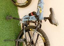 سيكل ( دراجة هوائية ) جبلية و للسباقات ( مع قير )