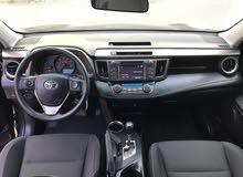 Toyota RAV 4 car for sale 2014 in Liwa city