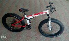للبيع دراجة هوائية جبلية (سيكل) بسعر مغري جدا جديد