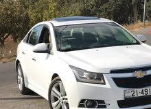 120,000 - 129,999 km Chevrolet Cruze 2012 for sale