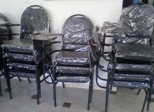 كرسي محاضرات بسعر 120ج بدلا 130ج