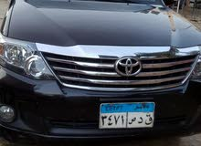 Used Toyota Fortuner in Cairo