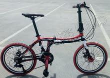 20 Inches Full aluminium Adults folding bike