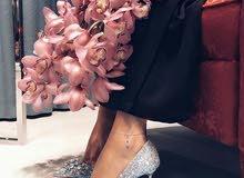 حذاء (miu miu) جديد استخدام مره واحده