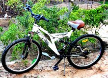 دراجةهوائيةبحالةجيدة للبيع