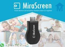 وصلة ميرا سكرين لاظهار شاشة الجوال MiraScreen
