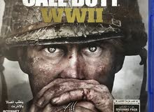 شريط Call of Duty wwll