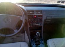 Green Mercedes Benz C 180 1997 for sale