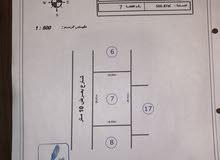 الرحبه على امتداد شارع النفق خلف ملاهي السندباد 3 قطع اراضي