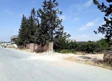 قطعه ارض عين زاره بعد تقاطع العلوي بالقرب من مسجد ومقسم الخمسه نجوم