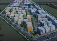 شقة للبيع مجمع التاجيات السكني ط ارضي أقساط