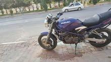 Basra - Suzuki motorbike made in 2010 for sale