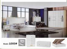 للبيع غرفة نوم جديدة وعصرية رقم الموديل BN1000