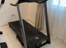domyos treadmill and proform ellipticle for sale